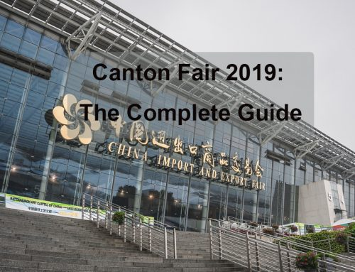 Canton Fair 2019: The Complete Guide