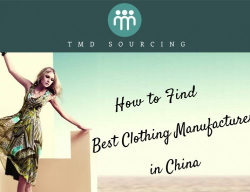 How to Find Best Clothing Manufacturers in China